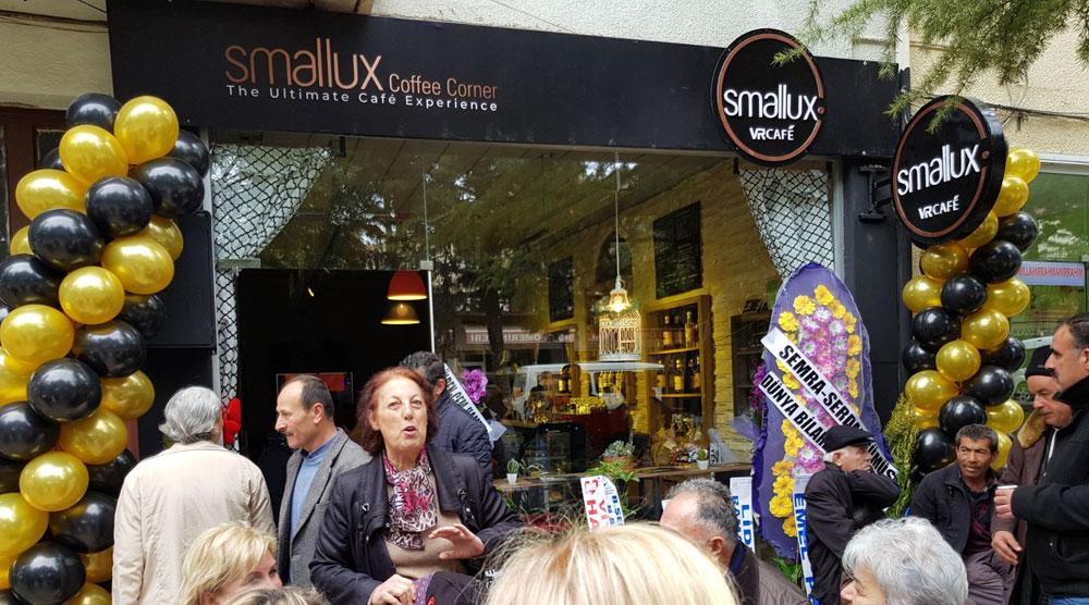 Smallux Antalya Elmalı Açılışı